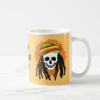 Mug Crâne de Dreadlock