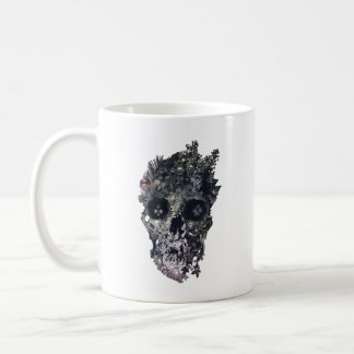 Mug Crâne de métamorphose