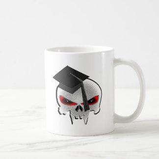 Mug Crâne d'obtention du diplôme