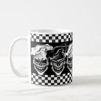 Mug Crânes riants de chef