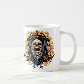 Mug Crânes, vampires et chauves-souris