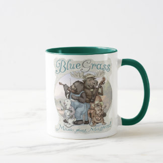 Mug Créatures de Bluegrass par des studios de Mudge
