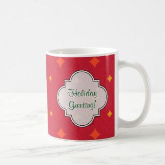 Mug Créez vos propres vacances modelées par Noël