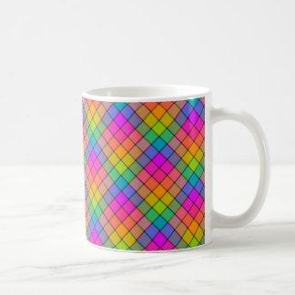 Mug Créez votre propre guingan d'arc-en-ciel