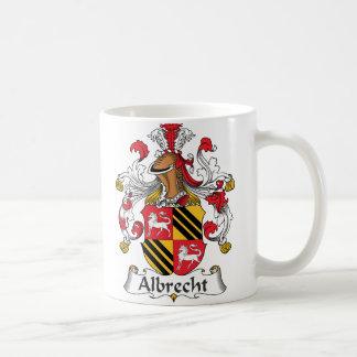 Mug Crête de famille d'Albrecht