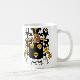 Mug Crête de famille de Gabriel