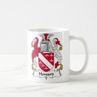 Mug Crête de famille de Howard