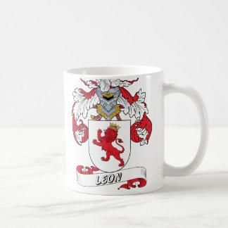 Mug Crête de famille de Léon