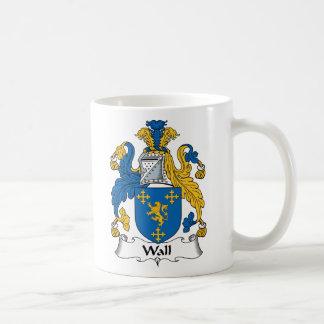 Mug Crête de famille de mur