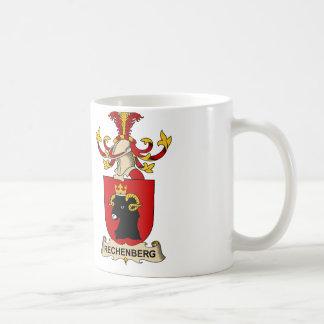 Mug Crête de famille de Rechenberg