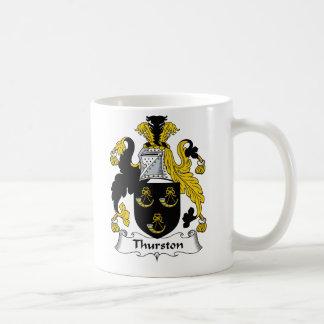 Mug Crête de famille de Thurston