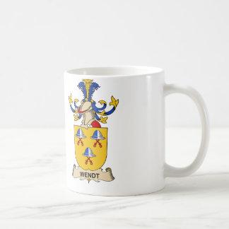 Mug Crête de famille de Wendt