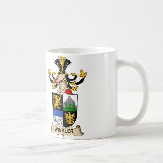 Mug Crête de famille de Winkler