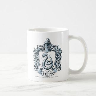 Mug Crête de Harry Potter | Slytherin - bleu glacier