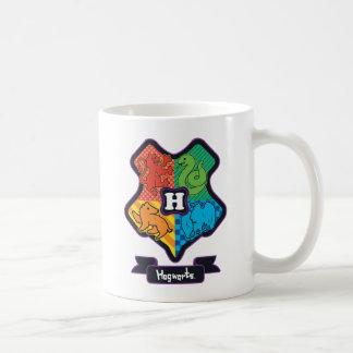 Mug Crête de Hogwarts de bande dessinée