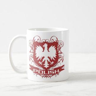 Mug Crête polonaise d'Eagle