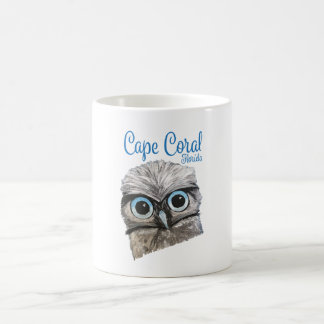 Mug Creuser l'illustration de hibou
