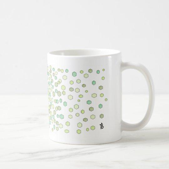 Mug cristal vert