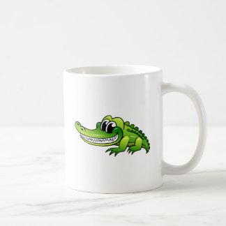 Mug Crocodile de bande dessinée