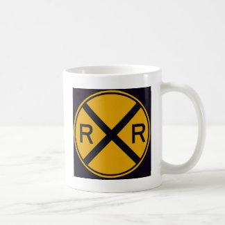Mug Croisement de chemin de fer