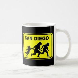 Mug Croisement de San Diego