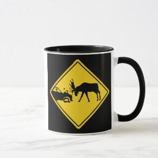 Mug Croisement d'orignaux