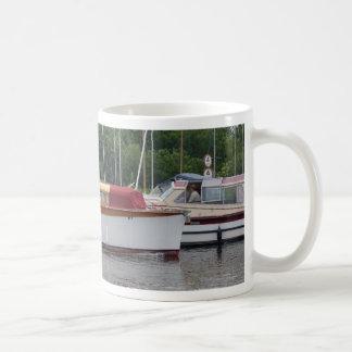 Mug Croiseur traditionnel de Broads