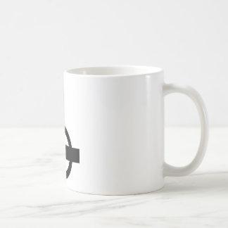 Mug Croix à l'envers