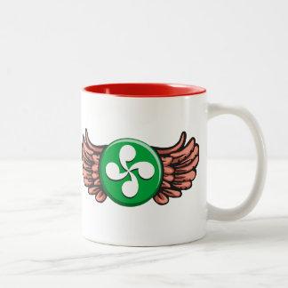 mug croix basque