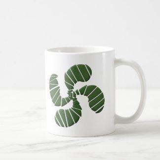 Mug Croix Basque Verte