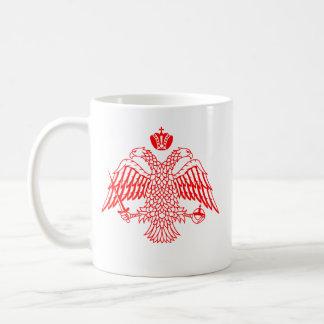 Mug Croix bizantine et Eagle