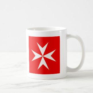 Mug Croix maltaise