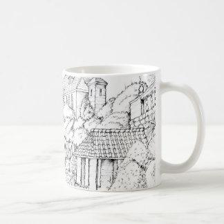 Mug Croquis à l'encre du nord de Portmeirion Pays de