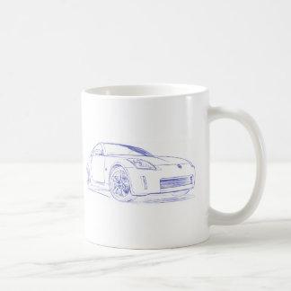 Mug Croquis de NIS 350Z