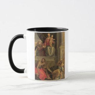 Mug Croquis pour le retable de Bevilacqua