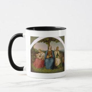Mug Croyance, espoir et amour, 1819