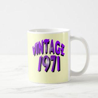 Mug Cru 1971
