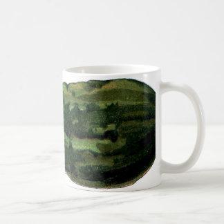 Mug cru de concombre