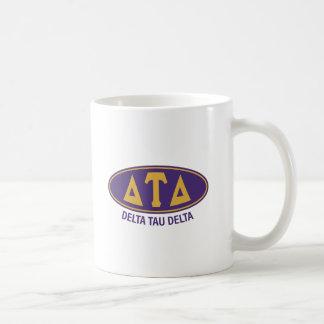 Mug Cru du delta | de Tau de delta