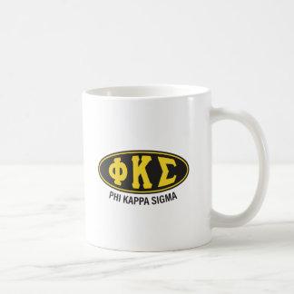 Mug Cru du sigma | de Kappa de phi