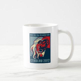 Mug Cthulhu pour le président 2012