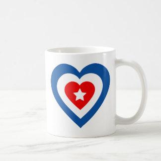 Mug Cuba-coeur