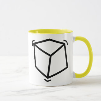 Mug Cube en vibrateur