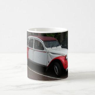 Mug Cv de Citroën 2