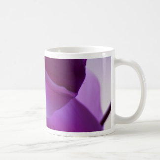 Mug Cyclamen pourpre