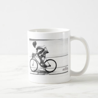 Mug Cycliste de voie
