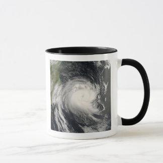 Mug Cyclone tropical Favio approchant la Mozambique
