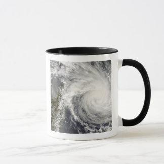 Mug Cyclone tropical Ivan approchant le Madagascar