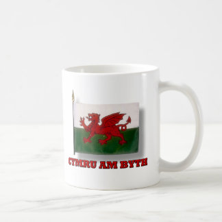 Mug Cymru AM Byth (Pays de Galles pour toujours)