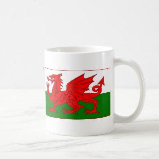 Mug Cymru - drapeau de Gallois